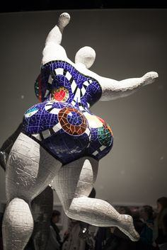 Niki de Saint Phalle, Grand Palais, ©catherinevernet