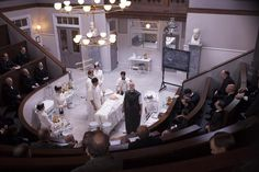 Stunning Sets on The Knick | Architectural Digest