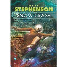 Snow Crash, Books, Reading, Cyberpunk, Authors, Sword, Science Fiction, Leo, Barcelona
