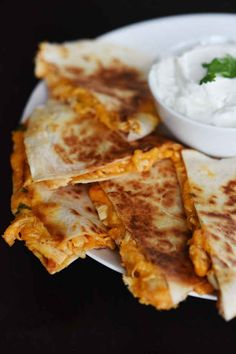 These Sriracha Quesadillas Will Make Everyone Love You