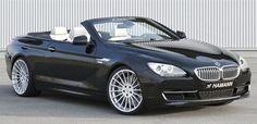 BMW Serie 6 Cabrio por Hamman