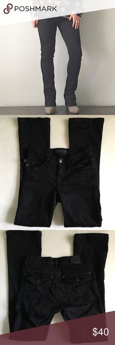 Rock and Republic black kassandra jeans Rock and Republic black Kassandra Jeans. Like new. Size 8 Rock & Republic Jeans Boot Cut