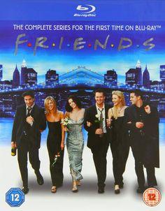 Friends - Complete Season 1-10 Blu-ray 1994 Region Free: Amazon.co.uk: Jennifer Aniston, Matt LeBlanc, Courteney Cox, David Schwimmer, Lisa Kudrow, Matthew Perry: DVD & Blu-ray