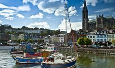 Why you should CRUISE the Emerald Isle (it's a Cork-er)