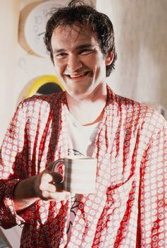 Favorite Director, Quentin Tarantino, director of Pulp Fiction, Reservoir Dogs… Pulp Fiction Cast, Quentin Tarantino Pulp Fiction, Reservoir Dogs, Kino Film, Aesthetic Movies, Film Serie, Film Director, Series Movies, Frida Kahlo