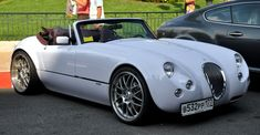 Wiesmann roadster. I love, love, love this.