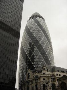 Edificio Gherkin