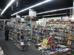 A quick tour of some of the comic book shops in Manhattan | Jim Hanley's Universe