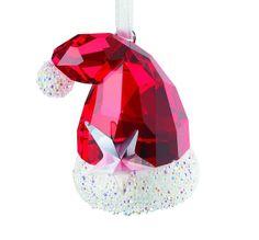 Swarovski Crystal Christmas Ornament, necklace Z
