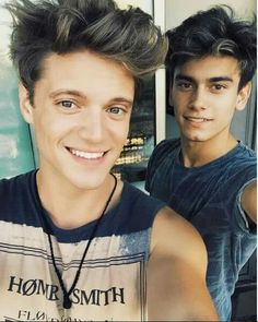 Nico y Gaston New Disney Channel Shows, Disney Channel Stars, Spanish Tv Shows, Son Luna, Best Friends Forever, Good Looking Men, Hot Boys, Handsome Boys, Celebrity Crush