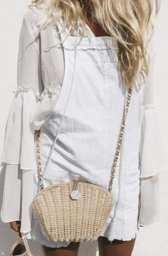 Perfect summer bag.