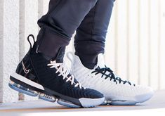 1f8e2b41a3b Nike LeBron 16 Equality Pack BQ5969-100 + BQ5969-101