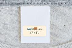 Wheeler Custom Name Labels