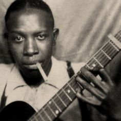 He went down to the crossroads..  (Robert Johnson)