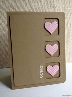 Creative Valentine Cards Homemade Ideas64