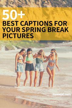 10378de0 69 Best Spring break quotes images | Thoughts, Beach quotes, Ocean beach
