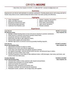 restaurant server resume examples lead server sample resume sample of cover letters for jobs sle . Great Resumes, Good Resume Examples, Resume Objective Sample, Sample Resume, Best Resume, Free Resume, Customer Service Resume Examples, Office Manager Resume, Resume