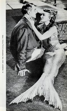 Mr. Peabody and the Mermaid (1948)