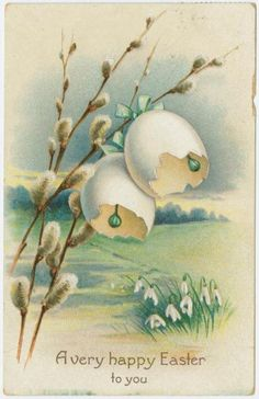 A Happy Easter to You, c.1909