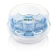 Baby Bottle Sterilizer Philips Avent Microwave Electric Steam Pacifier Travel for sale online Baby Must Haves, Avent Baby Products, Baby Shooting, Best Baby Bottles, Baby Bottle Sterilizer, Newborn Schedule, Bottle Warmer, Baby Jogger, Babies R Us