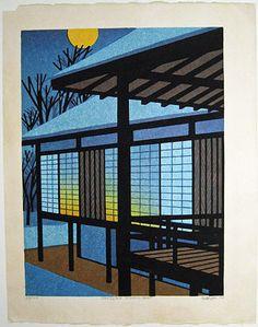 Japanese Art by the artist Clifton Karhu | Scriptum Inc