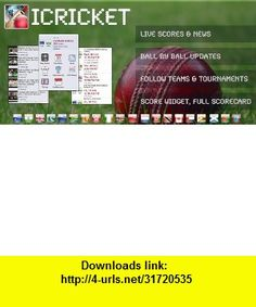 iCricket Premium , Android , torrent, downloads, rapidshare, filesonic, hotfile, megaupload, fileserve