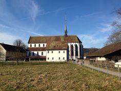 "Windisch (Kanton Aargau) - Abbey / Kloster / Abbaye ""Königsfelden"""