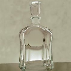 Decanter for sand ceremony