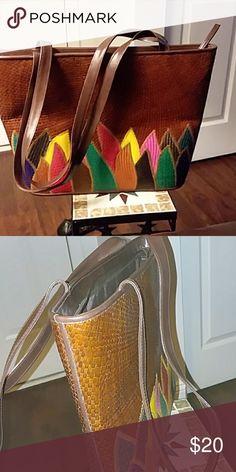 Desenyo Buntal bag Fun colorful Bags Shoulder Bags