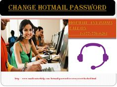 Change Hotmail Password 1-877-776-6261 USA Canada