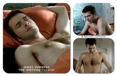 JAMES PUREFOY FANTASY FEAST In 'The Wedding Tackle' (2000)