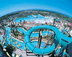 Parque Acuático de Port Aventura, Salou ....now THAT'S a water park!!!