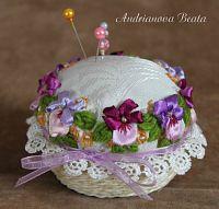 my pincushions - by Beata Andrianova
