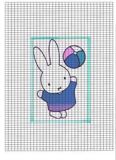 Miffy, Cross Stitch Baby, Crossstitch, Perler Beads, Beading Patterns, Gowns, Crochet, Punto De Cruz, Exercises