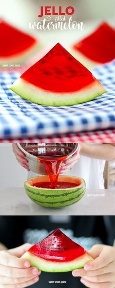 Jello Filled Waterme