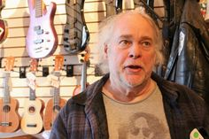 Friends want to help pay off the Music Store's debts so the owner can spend time with his sick wife.
