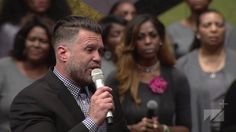 "Wess Morgan ""I Choose To Worship"" West Angeles COGIC HD 2016 720p!"