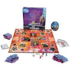 Disney Hannah Montana CD Board Game in a TakeAlong Case by Disney