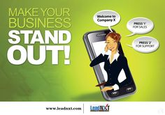#LeadNxt- For Cloud Telephony businesses, is looking for a professional phone.  It's impressive, efficient and always at work. Want to know how it can help your business? Visit this site:- http://leadnxt.com/cloud-telephony-company-india.html