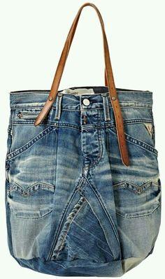 Переделка джинс