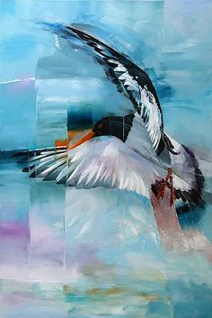 Art by the Sea art gallery specializes in fine NZ arts and crafts, with a huge range of original, fine and contemporary New Zealand bird and nature art. British Wildlife, Wildlife Art, Bird Artwork, Cool Artwork, Blue Painting, Artist Painting, Tui Bird, Watercolour Birds, Bird Artists