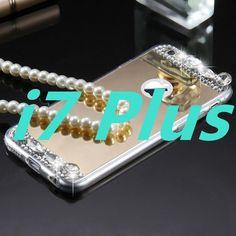 Glitter Mirror Phone Case for iPhone 5 5s SE 6 6plus 6s 6s plus 7 7plus