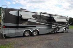RvSell  » MOTORHOMES FOR SALE    2006 Tiffin Zephyr in Illinois