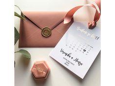 Svatební oznámení Calendary Obálky a pečetě nejsou v ceně Barvy obálek naleznete v kategoriiOBÁLKY  Písmo, obálky, pečetě a celkový vzhled lze kombinovat, proto se na nás neváhejte obrátit. Text lze zhotovit také ve zlaté, rose gold nebo stříbrné barvě. Na poptávku Vám také vyrobíme tiskoviny,… Place Cards, Wedding Day, Gift Wrapping, Place Card Holders, Rose Gold, Gifts, Future, Pi Day Wedding, Gift Wrapping Paper
