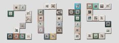 Happy new year! www. Photo Wall, Gallery Wall, Frame, Home Decor, Pictures, Timber Frames, Recyle, Picture Frame, Photograph