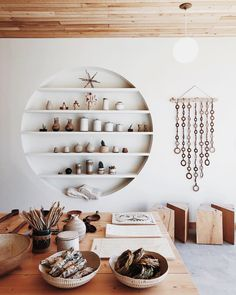 A shop filled with some of our favourite finds. Photo by @maraserene #homestoryinteriors