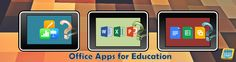 EduApps: Comparison of Office Suite Apps for Tablets Office Suite, Presentation, App, Education, Apps, Educational Illustrations, Learning, Studying