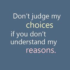 Coudn't have said it better! Some people just don't understand! Only god can Judge us!