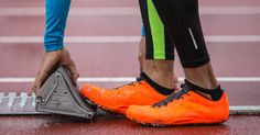 Although it is unclear how many athletes will be disguising their footwear at the Rio Games, the practice is common at track meets, for various reasons. Crossfit, Rio Games, Sports Advertising, Track Meet, Rio Olympics 2016, Olympic Games, Sports Shoes, Triathlon, Ny Times