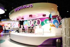 Candylawa candy store by Red Design Group, Riyadh – Saudi Arabia » Retail Design Blog